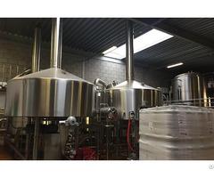 Vessel Brew House 3000l