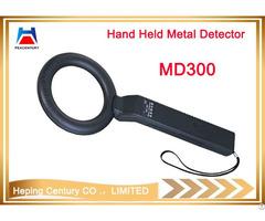 Full Body Security Equipment Hand Held Gold Metal Detector