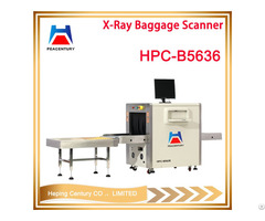 X Ray Baggage Scanner Africa Security Of Governement Department