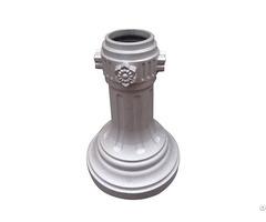 Die Casting Aluminum Lamp Base