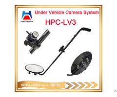 Under Vehicle Search Mirror Metal Detector With Wholesale Price