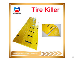 Tyre Killer For Sale Spike Wheel Tire Manufacture Barrier