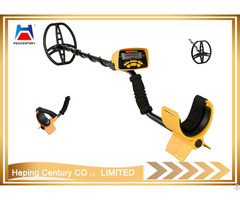 Metal Detector With Pinpoint Function High Accuracy Gold Digger For Kids And Adults