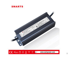 Outdoor Led Driver Dimmable Single Ac To Dc 12v Waterproof Transformer