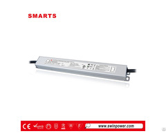 Waterproof Level Ip67 Led Power Supply 30w 12 Volt Dc Dimmable Drivers