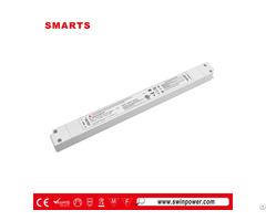 12v Dc 60 Watt Triac Dimmable Constant Voltage Slim Led Driver