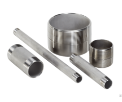 Cast Stainless Steel Pipe Fittings And Nipples