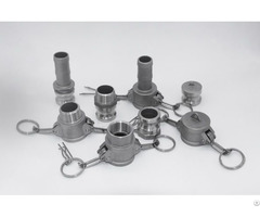 Stainless Steel Camlock And Groved Couplings Series