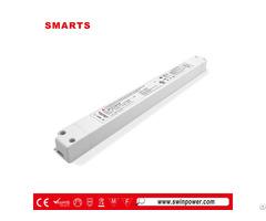 Slim Led Driver Plastic Case 12v 24v 30w 36w 60w 100w Power Supply
