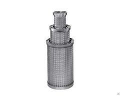 Replacement Multi Mantle Filter Element For Boll And Kirch
