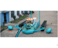 Hkd Ⅲ Amphibious Multipurpose Dredger