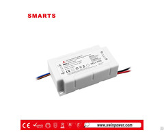 Factory Ip20 Plastic For Indoor Led Driver 24w Constant Current 700ma Power Supply