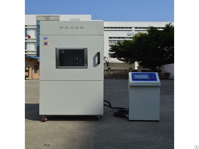 Iso Battery Crushing Strength Testing Instrument