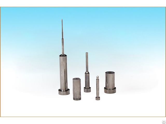 Hss Punch Mold Spare Parts In Dongguan Precision Mould Part Manufacturer