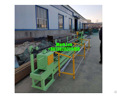 Automatic Cotton Buckle Bending Machine Factory Direct With Double Loop Bale Tie