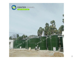 High Corrosion Resistant Sludge Digester Tank For Wastewater Treatment Plant