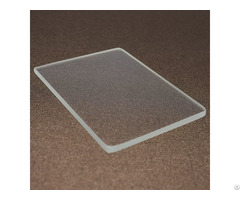 Customer Made Clear Heat Resistant High Purity Cquartz Plate Glass