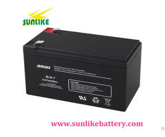 12v7ah Deep Cycle Lead Acid Rechargeable Ups Battery For Scales