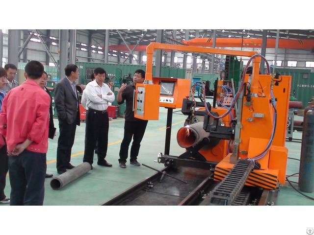 Pipe Prefabrication Profile Cutting Machinery