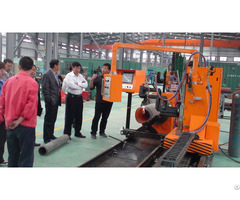 Pipe Prefabrication Profile Cutting Machinery