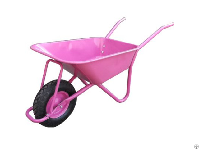 Wb5009 Hand Cart Wheelbarrow