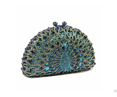Fashion Evening Bags With Beading Crystal