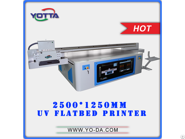 Yd2512 Rd Uv Flatbed Printer