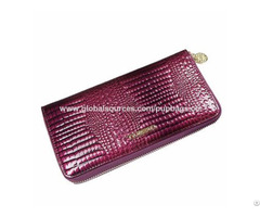 New Designer Genuine Leather Wallet For Ladies