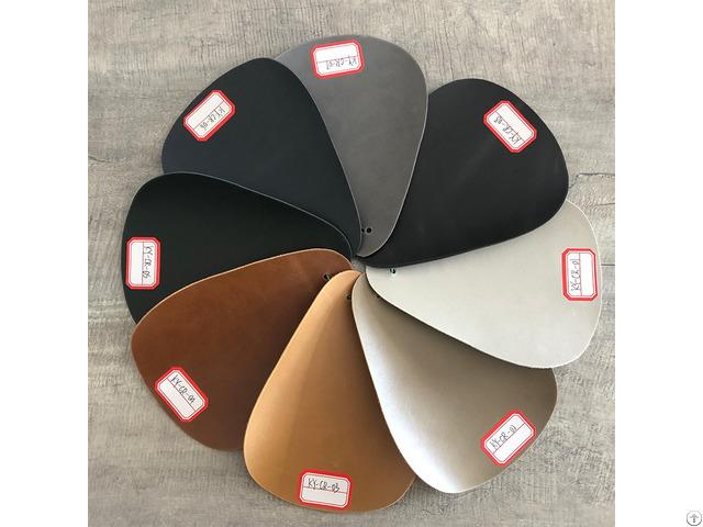 Zdhc Pass Waterborne Pu Leather