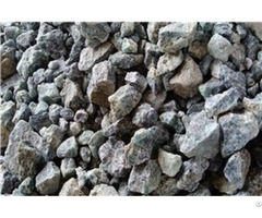 Met Fluorspar Lumps Calcium Fluoride Caf2 80% Grade For Steel Making