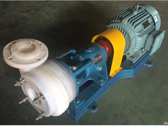 Fsb Fluoroplastic Alloy Chemical Transfer Pump