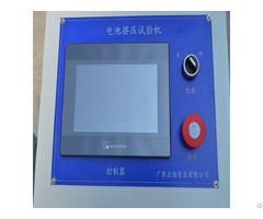 Iso Battery Squeeze Testing Machine Manufacturers