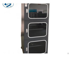Iso Antistatic Nitrogen Gas Purging Drying Cabinet