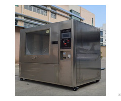 Iso Ip56x Sand And Dust Proof Testing Test Machine