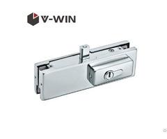 Glass Door Lock Patch Fittings