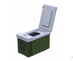 Powerkeep Provides Eight Liters Extremely Cold Car Refrigerator Research And Development Services
