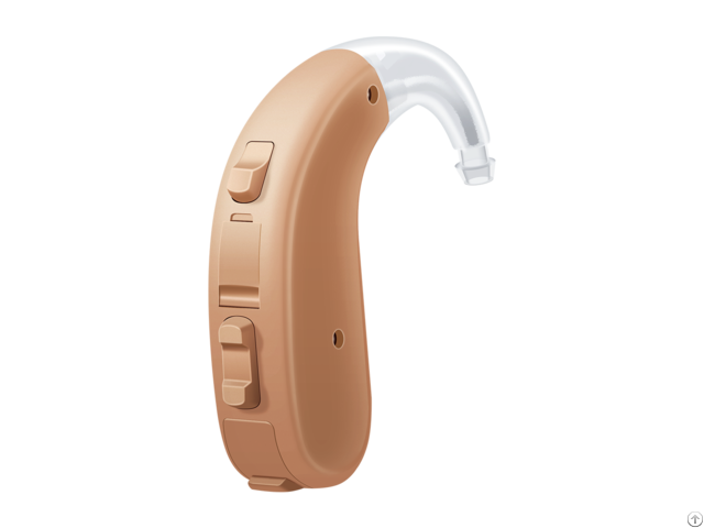 Universal Ear Loss Aids Bte Digital Trimmer Hearing Aid For The Deaf