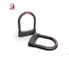 Industrial Fingerprint U Lock For Bicycle Motorbikes Us4