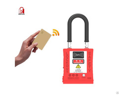 Ic Card Smart Safety Padlock For Industry Sc201