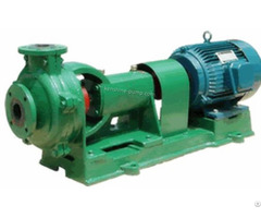 Kfj Rubber Liner Chemical Centrifugal Slurry Pump