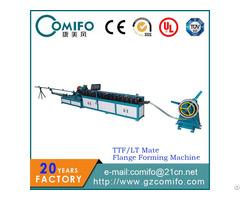 Ttf Lt Mate Flange Forming Machine