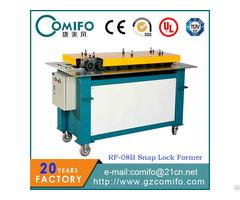 Snap Lock Forming Machine