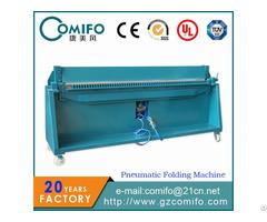 Pneumatic Folding Machine