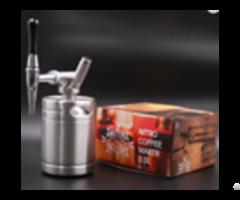 2l 4l 5l Nitro Cold Brew Coffee Keg System