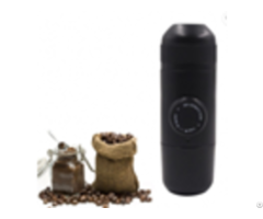 Perfect Gift Personal Travel Outdoor Car Mini Portable Espresso Coffee Maker