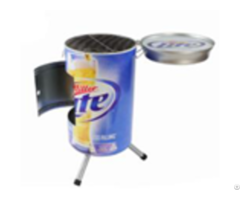 New Outdoor Garden Home Korean Japanese Stainless Can Charcoal Turkish Bbq Grill