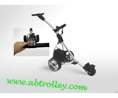 601g Digital Amazing Electrical Golf Trolley S1g