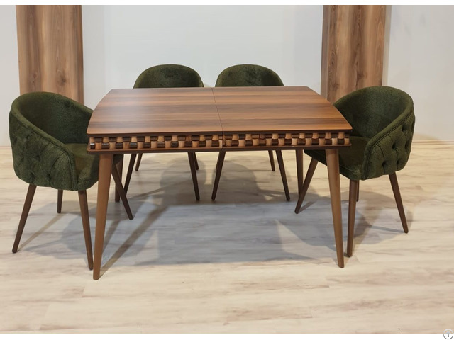 Daisy Dinner Table Chair Set