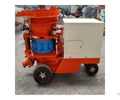 Dry Shotcrete Machine