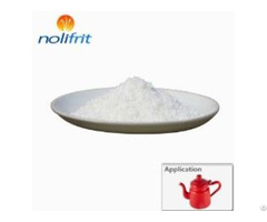 High Temperature Transparent Frit Cover Coat Ecf 303 Enamel Powder Raw Material Manufacturer